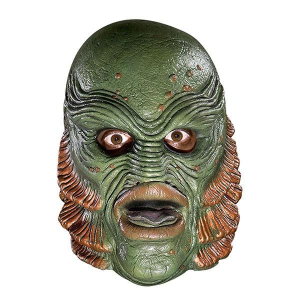 ブラックラグーン デラックス マスク コスプレ 仮装 大アマゾンの半魚人