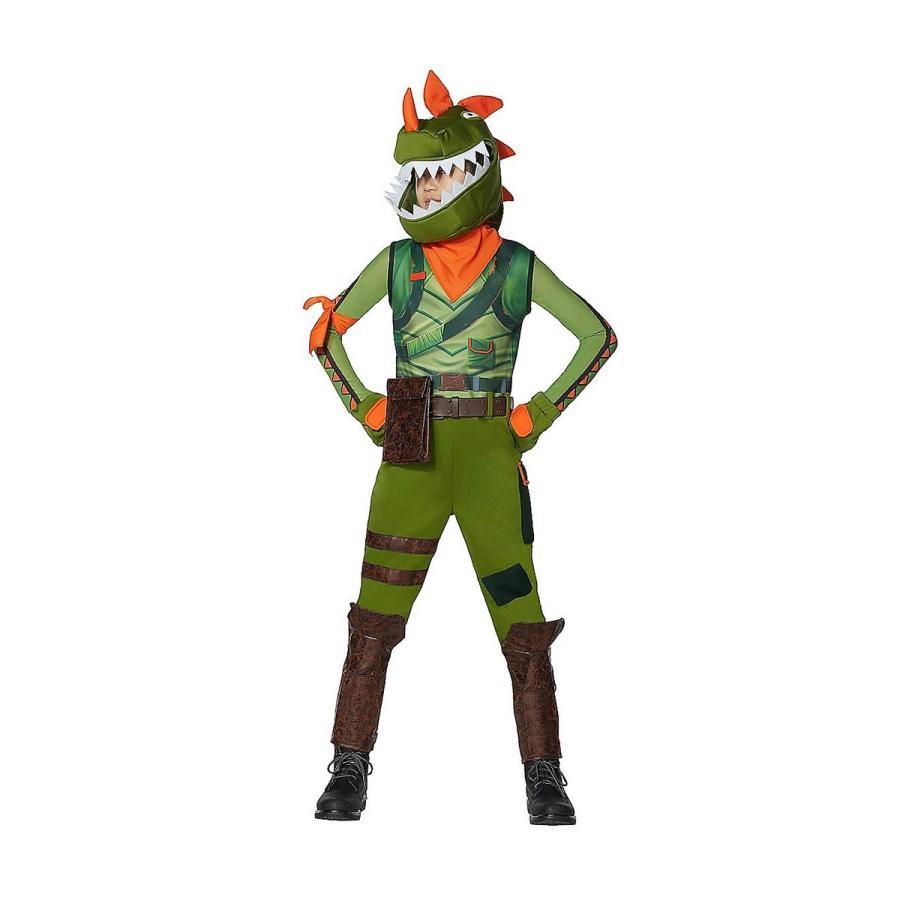 フォートナイト レックス コスチューム 子供 コスプレ 衣装 テレビゲーム