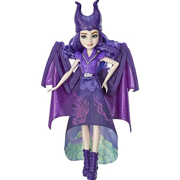 ディセンダント 人形 マル ドラゴンクイーン ファッション ドール ディズニー