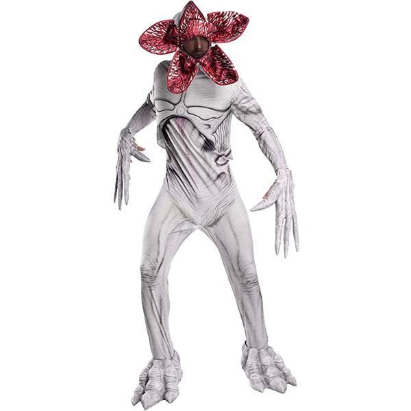 ストレンジャー シングス コスプレ デモゴルゴン 大人コスチューム ハロウィン イベント 衣装 仮装