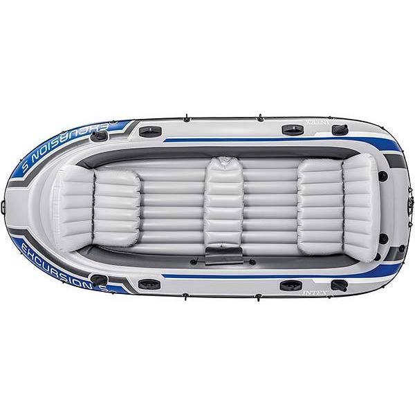 インテックス ボート エクスカーション インフレータブルボート シリーズ 5人乗り 海外 acomes 02