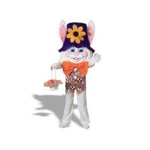 パレード・バニー 大人用着ぐるみ きぐるみ キャラクター きぐるみ衣装ハロウィン・パーティー 9164