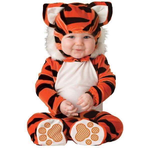 衣装 コスチューム 高級 タイガー 幼児コスチュームハロウィン 衣装・コスチューム