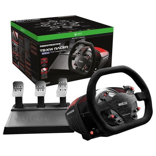 SPARCO/THRUSMASTER TS-XW Racer Sparco P310 ステアリングペダルセット