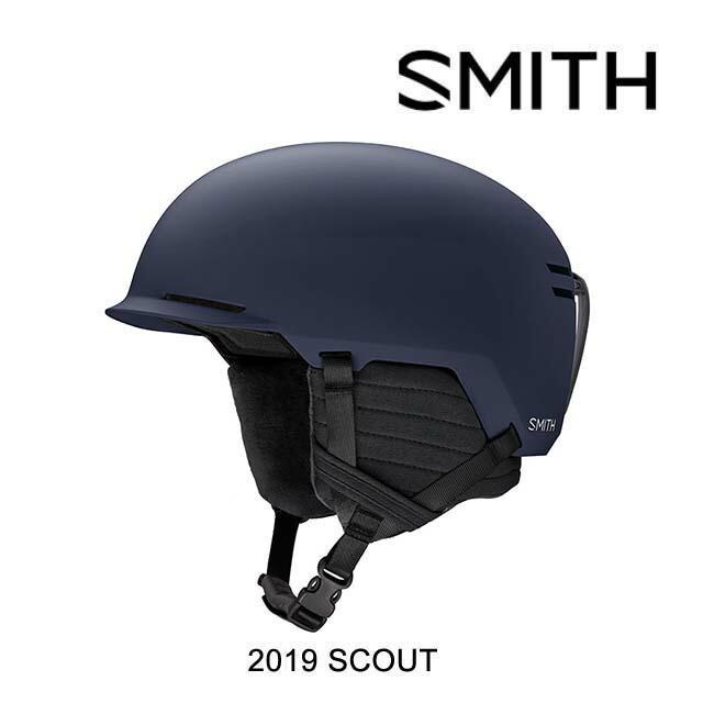 2019 SMITH スミス ヘルメット HELMET SCOUT MATTE INK