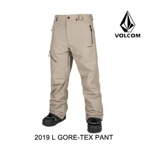 2019 VOLCOM ボルコム パンツ L GORE-TEX PANT SHEPHERD