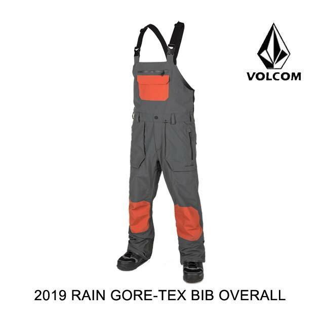 訳あり商品 2019 VOLCOM ボルコム パンツ VINTAGE パンツ 2019 RAIN GORE-TEX BIB OVERALL VINTAGE BLACK, 【在庫あり/即出荷可】:9f26e9be --- airmodconsu.dominiotemporario.com