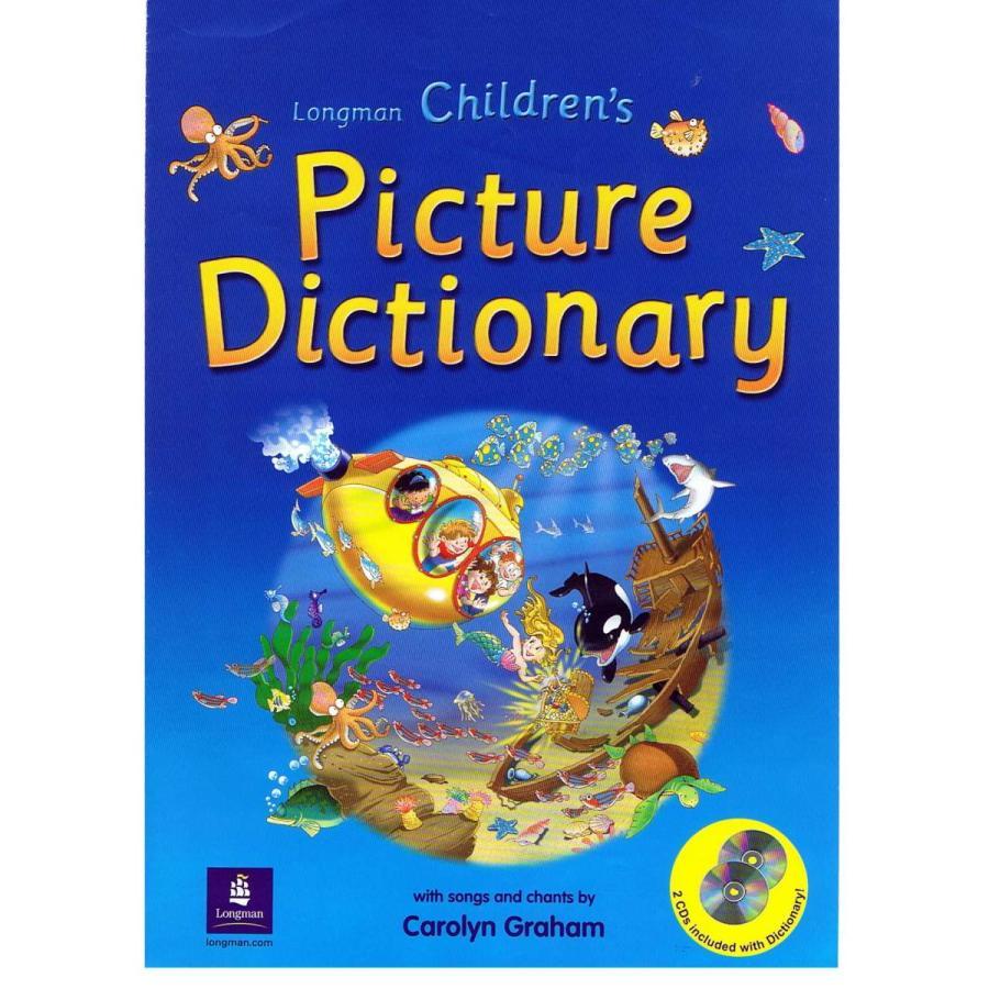 Longman Children's Picture Dictionary|active-english