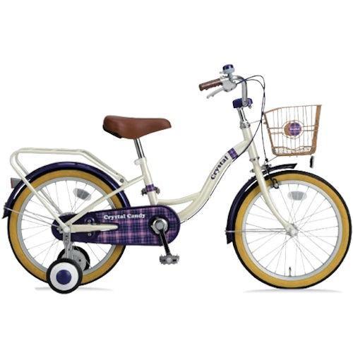 子供用自転車 サギサカ クリスタル キャンディ 16 (バイオレット) 3367 SAGISAKA Crystal Candy 幼児用自転車