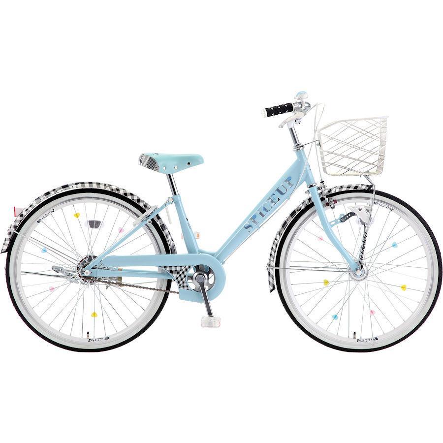 サカモト スパイスアップ 24インチ (2color) 2020 LEDオートライト BAA適合 子ども用自転車 SPICE UP S-tech SAKAMOTO TECHNO