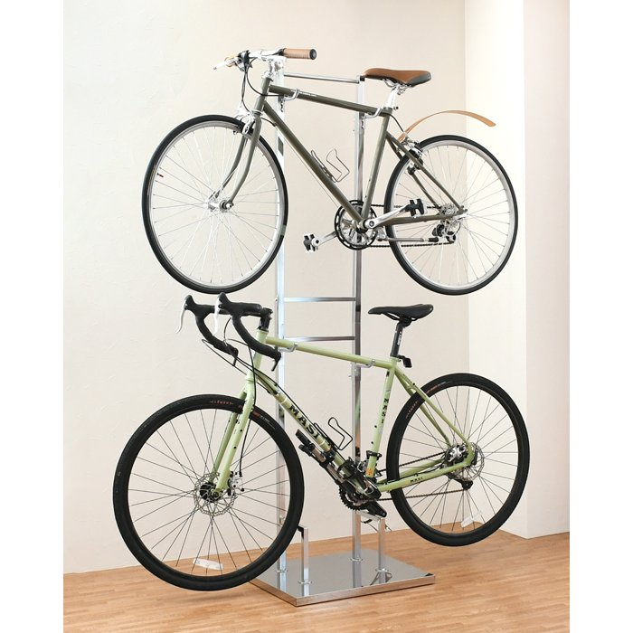 室内自転車スタンド 2台用 adachiseisakusyo 03