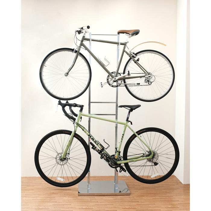 室内自転車スタンド 2台用 adachiseisakusyo 04