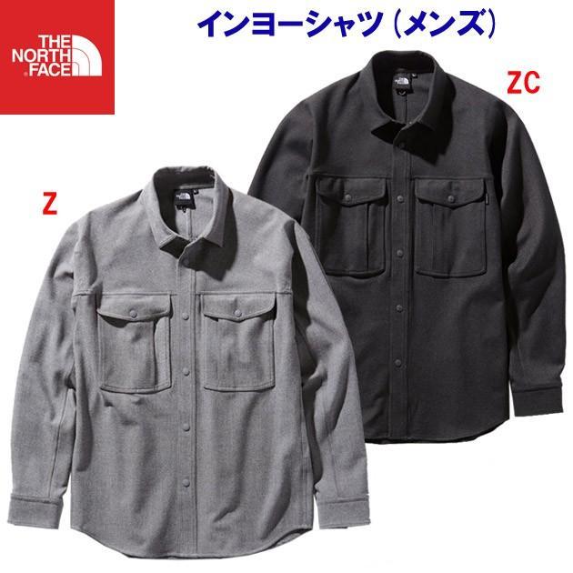 THE NORTH FACE(ノースフェイス) 19秋冬NEW インヨーシャツ(メンズ:シャツ) NR61963