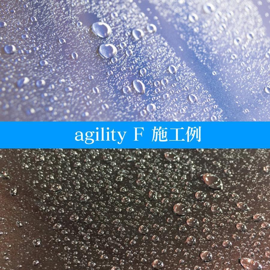 撥水 防汚 塗って拭くだけ 何処でもフッ素コーティング AGF 100ml|adamasocta|09