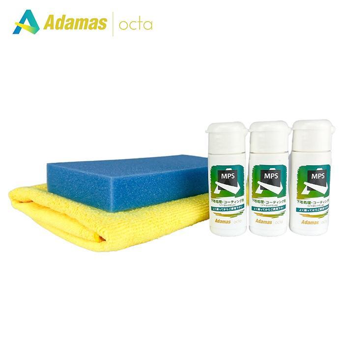 樹脂パーツ 復活 カー用品 樹脂 車 白ボケ 白化 未塗装樹脂 未塗装パーツ 黒樹脂 コーティング MPS SLASH 25ml|adamasocta