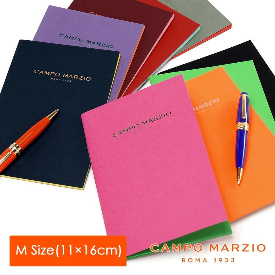 カンポマルツィオ CAMPO MARZIO ペーパーノート M (新タイプ2017) 11×16cm メモ帳 ミニノート adesso-nip