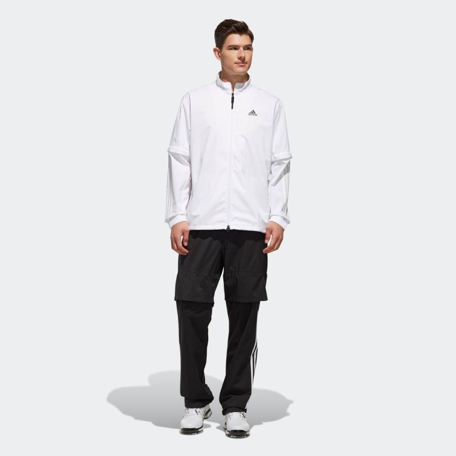 返品可 送料無料 アディダス公式 ウェア セットアップ adidas PF クライマストーム レインスーツ【ゴルフ】