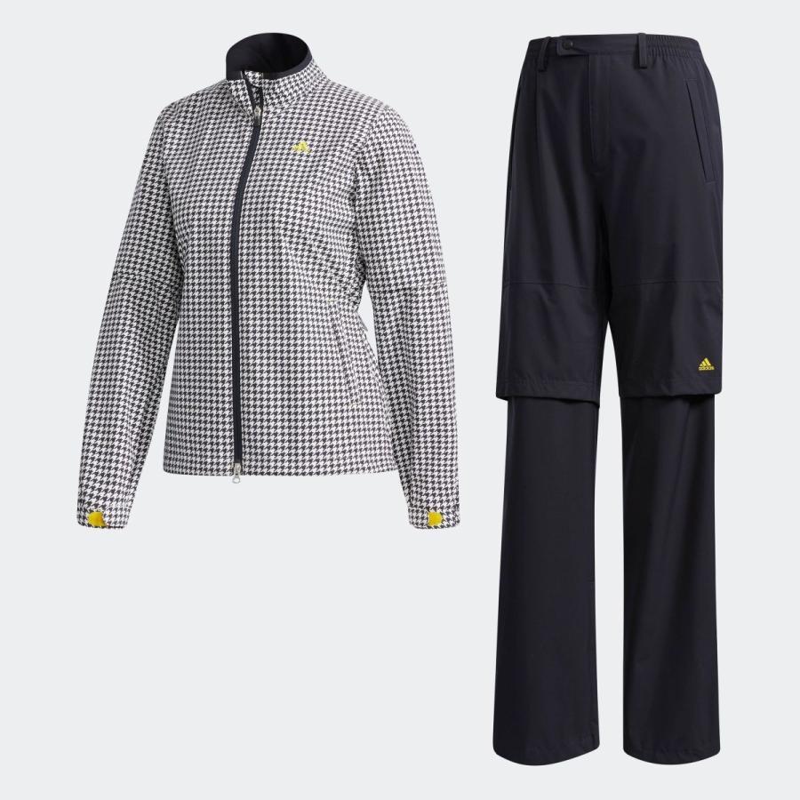 セール価格 送料無料 アディダス公式 ウェア トップス adidas クライマプルーフ レインスーツ 【ゴルフ】