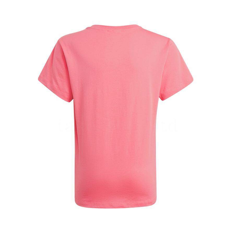 アディダス オリジナルス Tシャツ ガールズ 上 adidas originals 三つ葉 トレフォイル ビッグロゴ 花柄 フローラル 半袖 30746 送料無料 SALE セール|adistyle|04