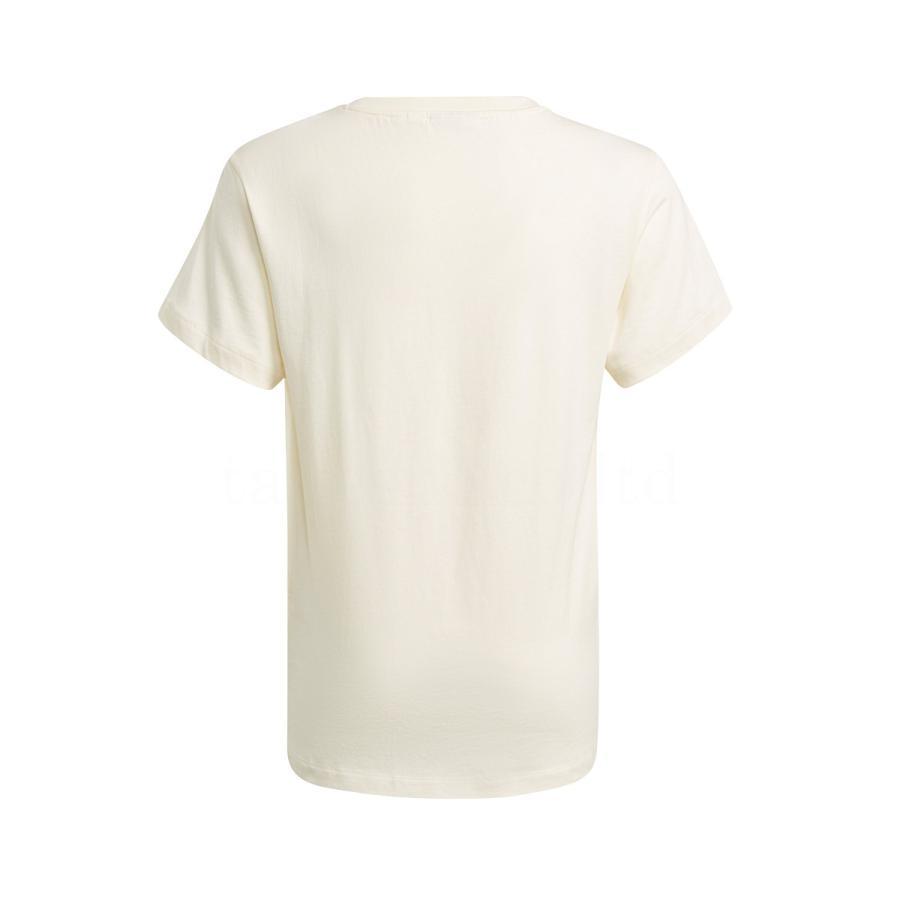 アディダス オリジナルス Tシャツ ガールズ 上 adidas originals 三つ葉 トレフォイル ビッグロゴ 花柄 フローラル 半袖 30746 送料無料 SALE セール|adistyle|06