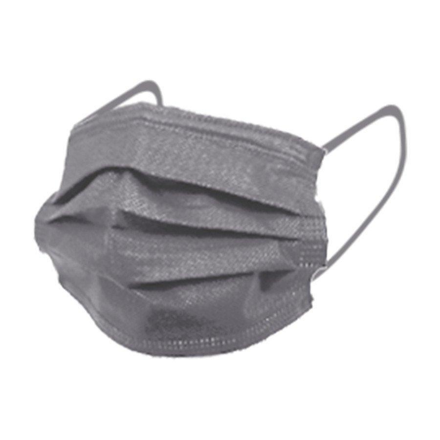 マスク 50枚 不織布マスク  アースカラー  使い捨て 耳に優しい平ゴム使用、 ウイル ス ,ハウスダスト,花粉|adlibitum|14