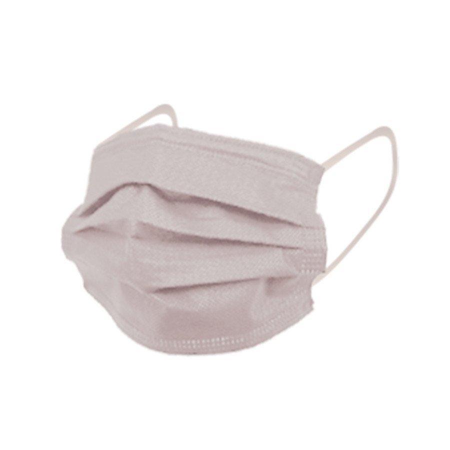 マスク 50枚 不織布マスク  アースカラー  使い捨て 耳に優しい平ゴム使用、 ウイル ス ,ハウスダスト,花粉|adlibitum|11