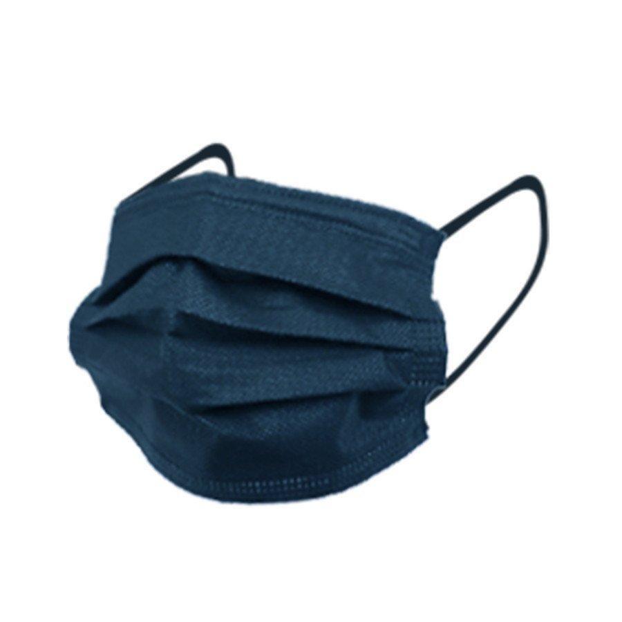 マスク 50枚 不織布マスク  アースカラー  使い捨て 耳に優しい平ゴム使用、 ウイル ス ,ハウスダスト,花粉|adlibitum|18
