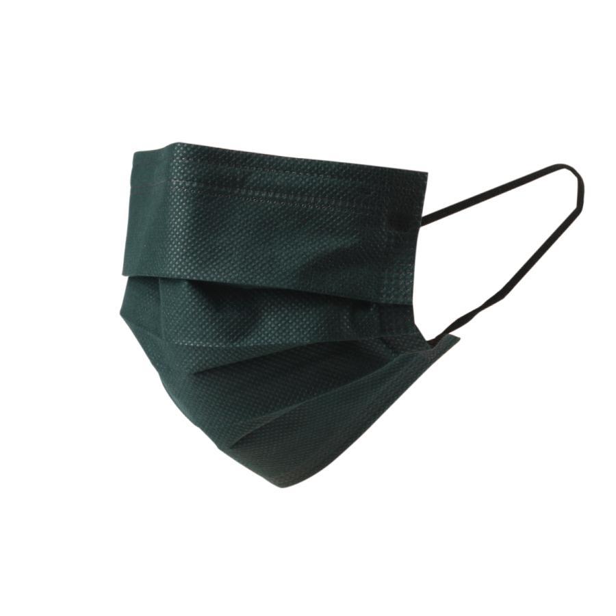 マスク 50枚 不織布マスク  アースカラー  使い捨て 耳に優しい平ゴム使用、 ウイル ス ,ハウスダスト,花粉|adlibitum|19