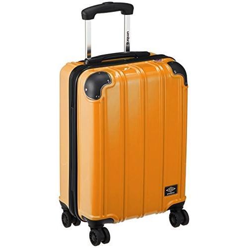 [アンブロ] スーツケース等 ハードキャリー オレンジ