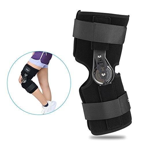 オペレーター調節可能 膝関節 サポート(M)