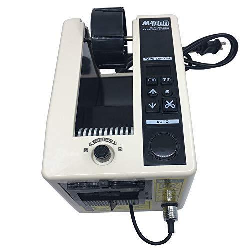 テープカッター 電動テープカッター 格安店 電子テープカッター M1000進級版 作業効率UP 激安超特価 自動カット電動カット 高速電?