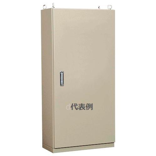 日東工業 E50-1016A-N-F ライトベージュ塗装 自立制御盤キャビネット 基台なし・鉄製基板なし