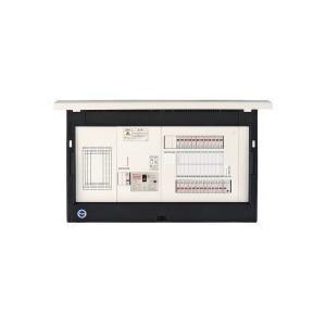 河村電器産業 EL2T6160-35 (EL2T6160-35G) enステーションホーム分電盤 IH+電気温水器+太陽光発電(2次送りMCB) リミッタースペース付・蓋付