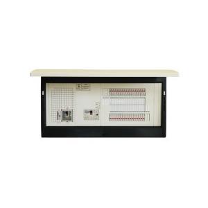河村電器産業 EN2D5200-25C (EN2D5200-25CNG) 主幹50A 20+0 enステーションホーム分電盤 IH+電気温水器+蓄熱暖房 リミッタースペースなし・蓋付