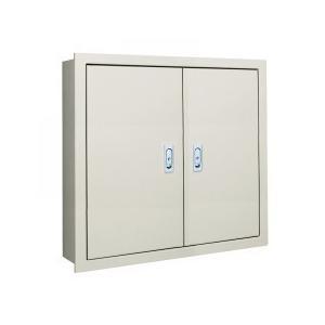河村電器産業 FXU5030-18 ベージュ 鉄製基板 盤用キャビネット 屋内用・埋込型 FXU