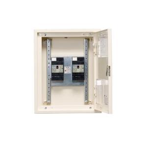 河村電器産業 PEKB302SK クリーム 引込開閉器盤 組込スイッチ:漏電ブレーカ 屋内用