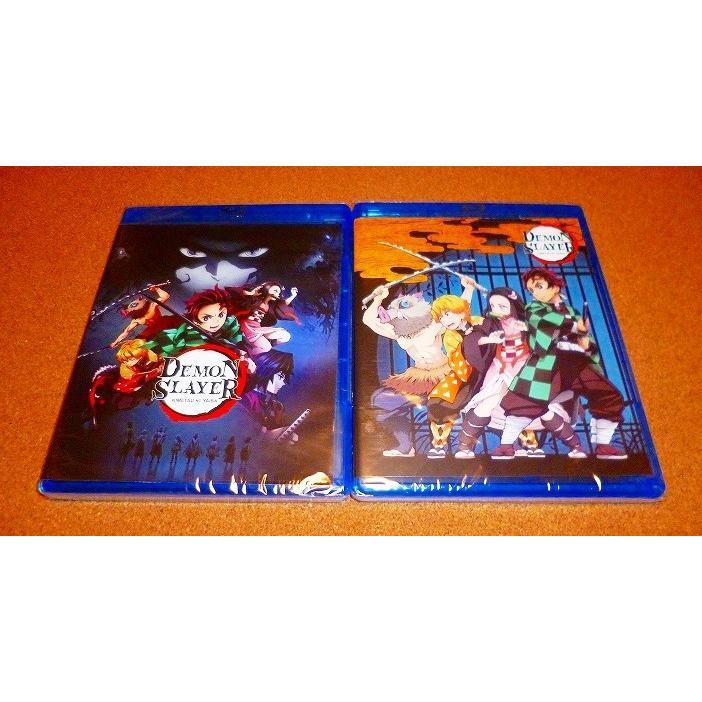 買い取り 新品BD 一部予約 鬼滅の刃 第1期 スリーブなし 北米版 TVアニメ全26話セット