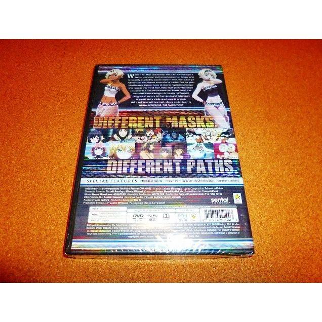 新品DVD うたわれるもの 偽りの仮面 全25話BOXセット 北米版リージョン1|adws|02