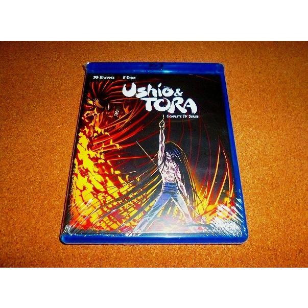 新品BD うしおととら TVアニメ版 全39話BOXセット 北米版 本日限定 上等