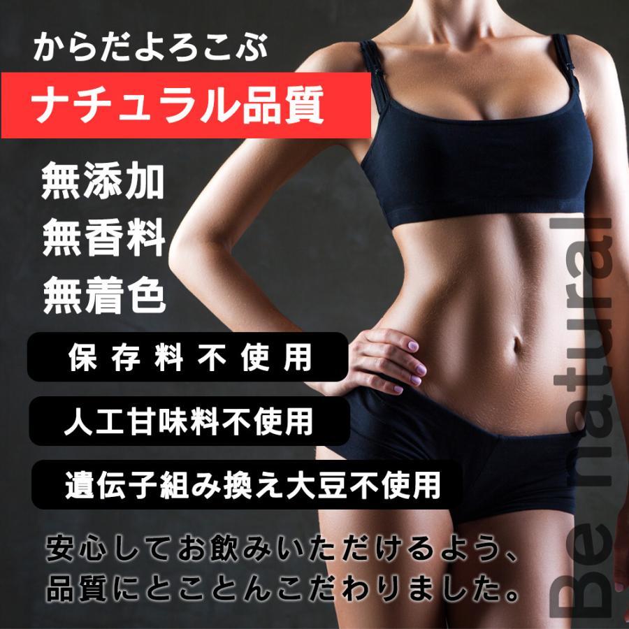 ( ナチュラル ソイ プロテイン 1kg ) 無添加 保存料不使用 大豆 ダイエット 美容 筋肉 スポーツ 大容量 アミノ酸 プロテイン 送料無料 ギフト|aemotion|11