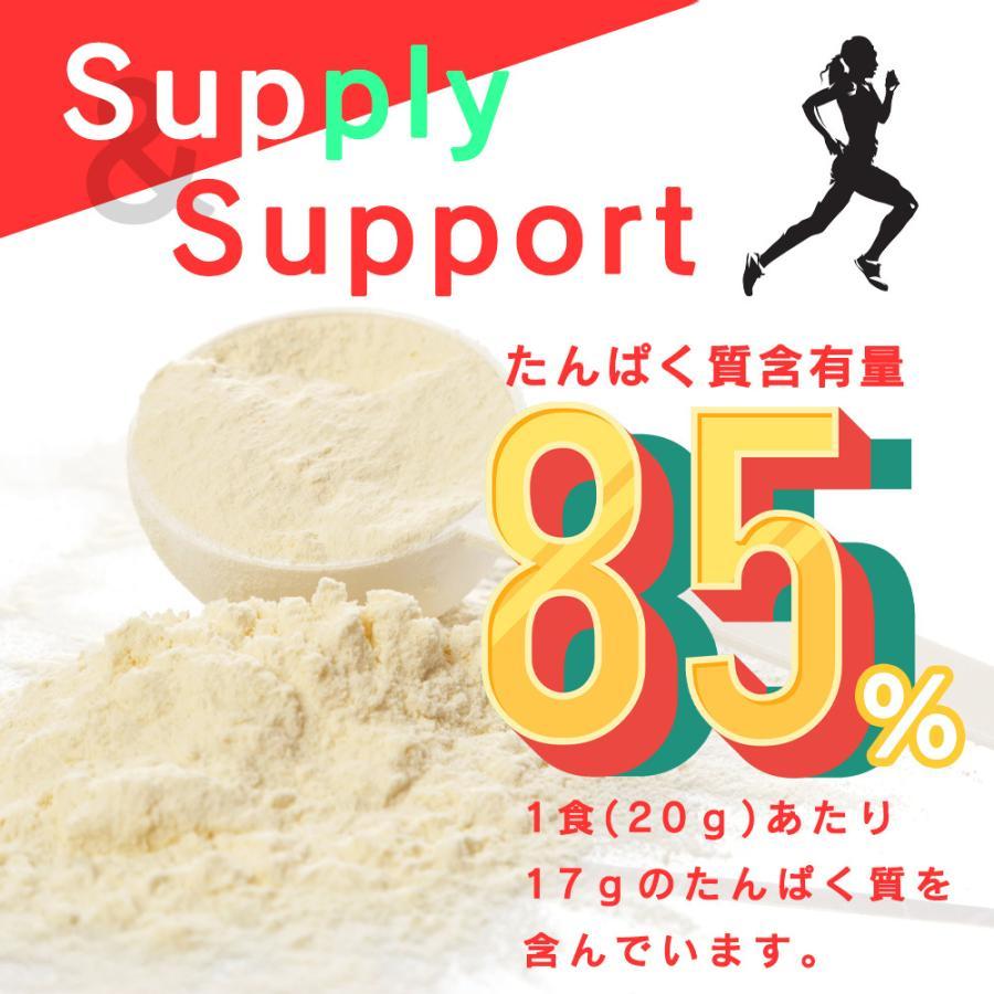 ( ナチュラル ソイ プロテイン 1kg ) 無添加 保存料不使用 大豆 ダイエット 美容 筋肉 スポーツ 大容量 アミノ酸 プロテイン 送料無料 ギフト|aemotion|05