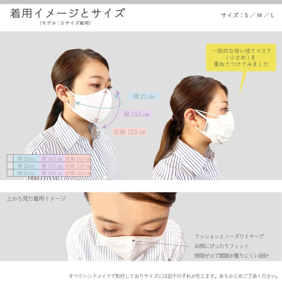 マスク コロナ 布
