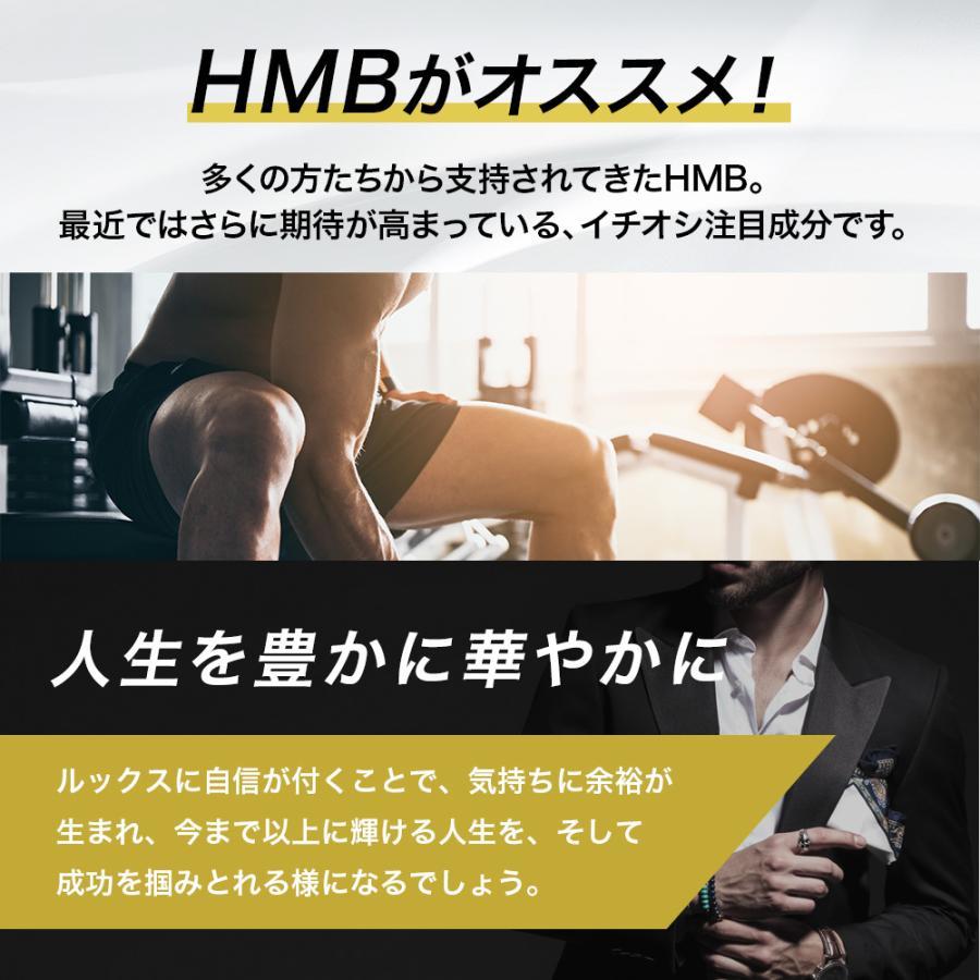 HMB サプリメント バルクヒーロー 高品質HMB90000mg トレーニング 360粒 国内製造 30日 Mr.GINO 送料無料|aequalis|04