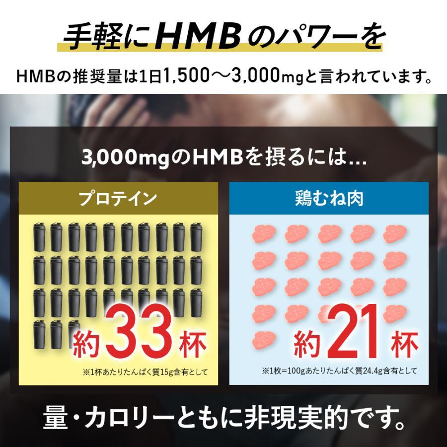 HMB サプリメント バルクヒーロー 高品質HMB90000mg トレーニング 360粒 国内製造 30日 Mr.GINO 送料無料|aequalis|07
