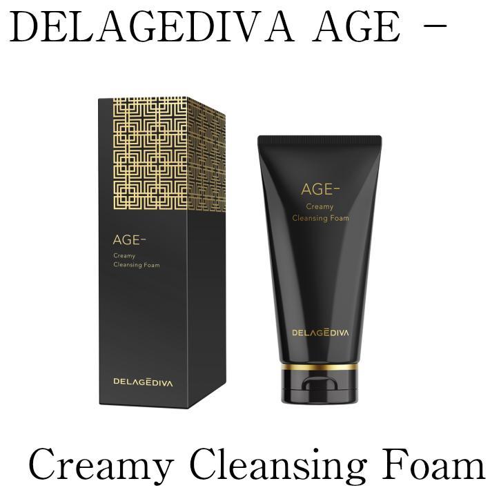 DELAGEDIVA AGE (デラジェディバ エイジ)クリーミー クレンジング フォーム DELAGEDIVA AGE- Creamy Cleansing Foam | 洗顔フォーム|aeshop