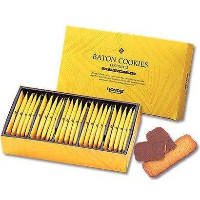 ROYCE'(ロイズ) バトンクッキー[ココナッツ25枚入] [北海道スイーツ] afan-mori
