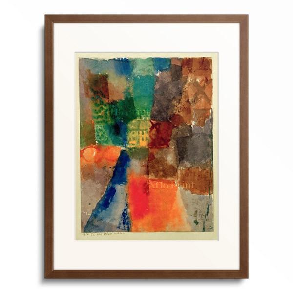 パウル クレー おすすめ Paul Klee gelbe Das Haus 即納送料無料!