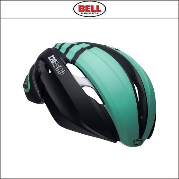 BELL【ベル】  Z20 AERO MIPS Z20 エアロ ミップス ラック/ミント/ホワイト|agbicycle