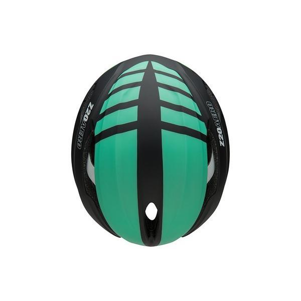 BELL【ベル】  Z20 AERO MIPS Z20 エアロ ミップス ラック/ミント/ホワイト|agbicycle|06