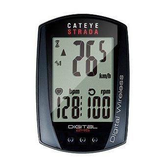 CATEYE キャットアイ サイクルコンピューター CC-RD430DW ストラーダデジタルワイヤレス|agbicycle